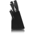 Tower T80702 19 Piece Knife Block - Black: Image 2
