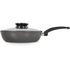 Tower T81202 Forged Saute Pan with Cerastone Coating - Graphite - 28cm: Image 2
