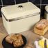 Swan SWKA1010CN Retro Bread Bin - Cream: Image 2