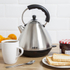 Akai A10002 Pyramid Kettle - Stainless Steel - 2L: Image 3