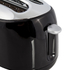 Akai A20001B 2 Slice Cool Touch Toaster - Black: Image 4
