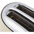 Akai A20001C 2 Slice Cool Touch Toaster - Cream: Image 3