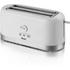 Swan ST10090N 4 Slice LongSlot Toaster - White: Image 1