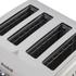 Breville VTT716 Aurora 4 Slice Toaster - Stainless Steel: Image 3