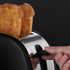 Russell Hobbs 21293 Legacy Toaster - Black: Image 3