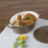 Tower IDT90004 Cast Iron Oval Casserole Dish - Latte - 29cm: Image 3