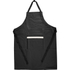 Morphy Richards 973502 Adjustable Apron - Black - 70x95cm: Image 1