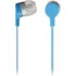 KitSound Entry Mini Earphones With In-Line Mic  - Blue: Image 3