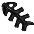 KitSound Fishbone Shaped Headphones Splitter - Black: Image 2