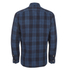 rag & bone Men's Beach Shirt - Blue Plaid: Image 2
