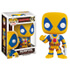 Marvel Deadpool Yellow Costume Pop! Vinyl Bobble Head: Image 1