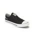 Crosshatch Men's New Halfpipe Canvas Trainers - Black: Image 4