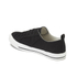 Crosshatch Men's Kashvault Suedette Trainers - Black: Image 5