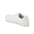 Crosshatch Men's Reptile Low Top Trainers - White: Image 5