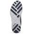 Supra Men's Owen Heel Mesh Trainers - Navy/White: Image 3