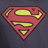 DC Comics Men's Superman Distress Logo Hoody - Petrol Blue: Image 3