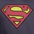 Sweat à Capuche Homme - DC Comics Logo Superman Effet Usé - Bleu Pétrole: Image 3