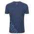 Crosshatch Men's Pacific Print T-Shirt - Insigia Blue: Image 2