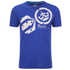 Crosshatch Men's Arowana Print T-Shirt - Surf The Web: Image 1