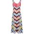 KENZO Women's Multi Print Dress - Multi: Image 1