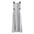 KENZO Women's Long Maxi Dress - White: Image 1