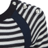 Sonia by Sonia Rykiel Women's Sailor Details Dress - White/Navy: Image 3