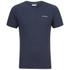 Columbia Men's Mountain Tech III Crew Neck T-Shirt - Collegiate Navy: Image 1
