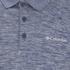 Columbia Men's Zero Rules Polo Shirt - Carbon Heather: Image 3