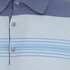 John Smedley Men's Easdale Sea Island Cotton Polo Shirt - Baltic Blue: Image 3