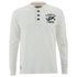 Tokyo Laundry Men's Arturo Button Long Sleeve Top - Ivory: Image 1