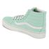 Vans Women's Sk8-Hi Slim Trainers - Gossamer Green/Blanc de Blanc: Image 4