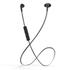 Mixx  Play 1 Bluetooth Sports Earphones Including Mic & In-Line Remote - Black: Image 1