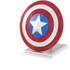 Marvel Avengers Captain Shield Metal Earth Construction Kit: Image 1