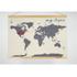 Carte du monde à broder: Image 6