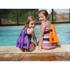 AquaPlane Swimming Aid - Orange Sunburst: Image 3