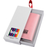 BOX Lithium Polymer Smartphone Charger - Pink (3000mAh): Image 1