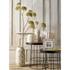 Parlane Lopez Ceramic Vase - Cream (300mm x 160mm): Image 2