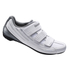Shimano RP2W SPD-SL Cycling Shoes - White: Image 1