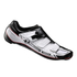 Shimano R321 SPD-SL Cycling Shoes Wide Fit - White: Image 1