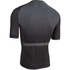 Nalini Crit Ti Short Sleeve Jersey - Black/Grey: Image 2