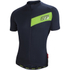 Nalini Sorpasso Ti Short Sleeve Jersey - Blue/Green: Image 1