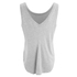 UGG Women's Ethel Lounge Top - Seal Heather Grey: Image 2