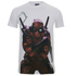 Marvel Men's Deadpool Character T-Shirt - White: Image 1