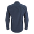 Brave Soul Men's Charlie Pocket Long Sleeve Shirt - Navy: Image 2