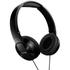 Pioneer SE-MJ503 Foldable DJ Style Headphones - Black: Image 1