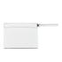 Lauren Ralph Lauren Women's Yasmeen Clutch Bag - Bright White: Image 5