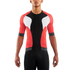 Skins Cycle Men's Tremola Due Short Sleeve Jersey - Black/White/Red: Image 1