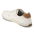Clarks Men's Norwin Vibe Canvas Boat Shoes - Off White: Image 6