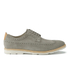Clarks Men's Gambeson Suede Brogues - Sage: Image 1