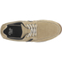 Clarks Men's Beachmont Edge Nubuck Trainers - Taupe: Image 3
